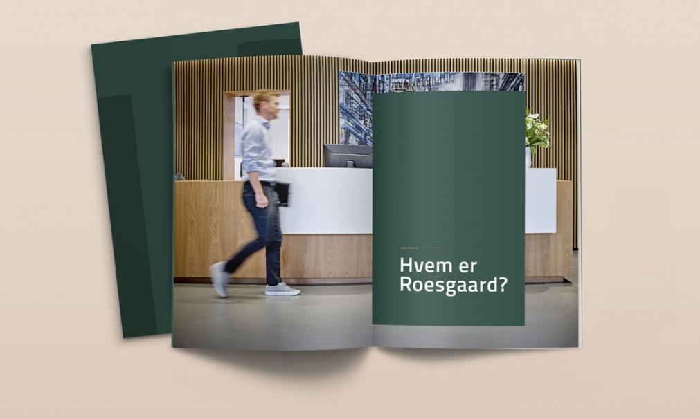 Roesgaard - Roesgaard Profilbrochure