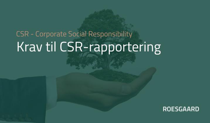 Hvordan arbejder SMV'er strategisk med CSR?