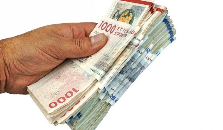 Hvornår må man modtage kontant betaling?