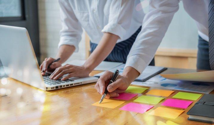Husk at omregistrere dit iværksætterselskab