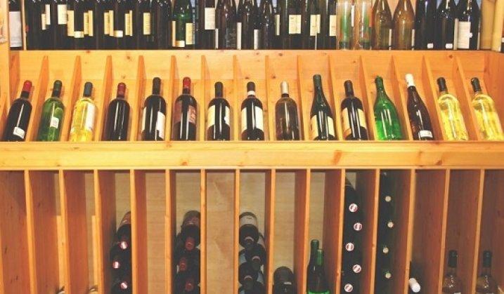 Ny vin på gamle flasker