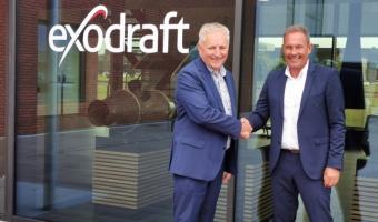 Roesgaard bistår med salget af IM Gruppen og Innoterm A/S til Exodraft